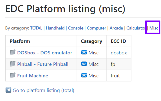 EDC platformlisting MISC added.png